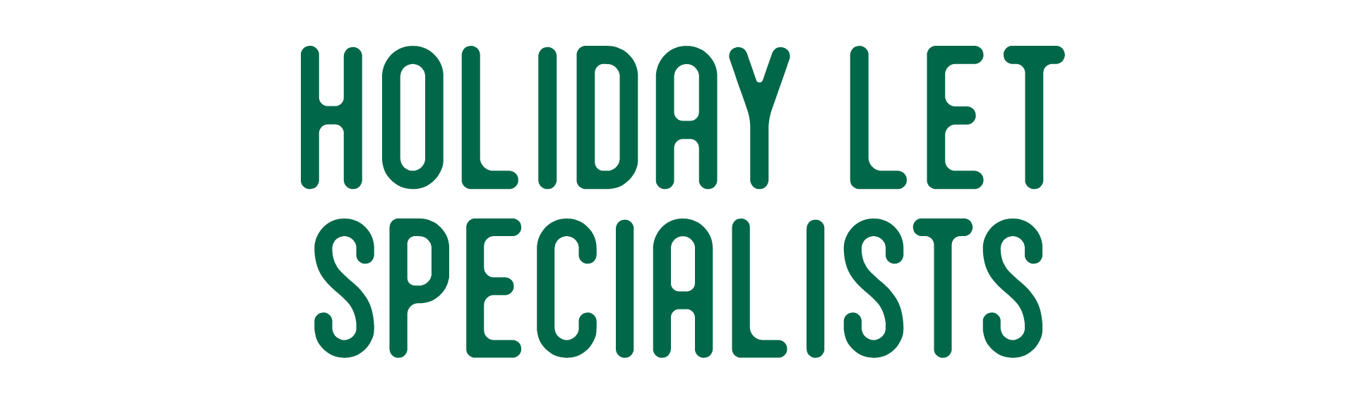 Holiday Let Specialists